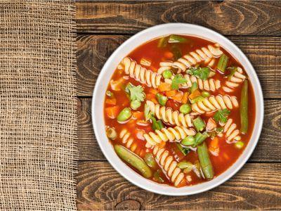 7 recetas de sopa fáciles, baratas, sanas y, sobre todo, calentitas
