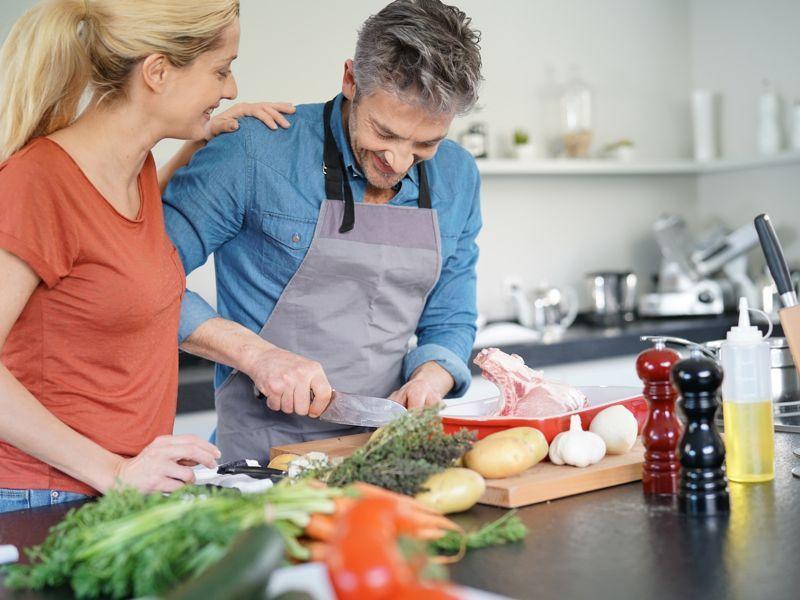 Las 10 reglas de oro en la cocina: ¿cumples todas?