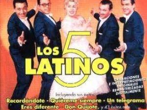 Los Cinco Latinos vol. 1