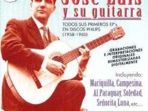 Jose Luis y su guitarra