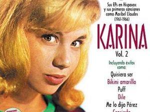 Karina en México (1981-1982)
