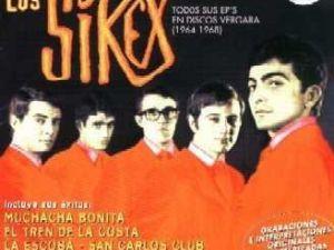 Los Sirex vol. 1 (1964-1968)