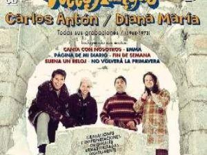 Voces amigas / Carlos Antón / Diana Maria