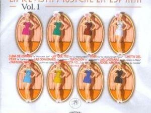 Antologia de la revista musical Española vol. 1