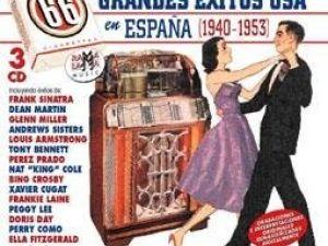 66 grandes éxitos usa en España