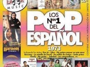 Los números 1 del pop español 1973