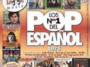 Los números 1 del pop español 1975
