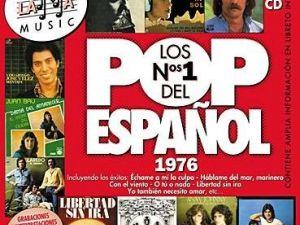 Los números 1 del pop español 1976
