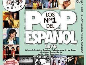 Los números 1 del pop español 1979