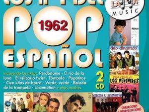 Los números 1 del pop español 1962