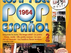 Los números 1 del pop español 1964