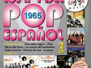 Los números 1 del pop español 1965