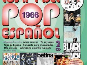 Los números 1 del pop español 1966