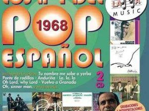 Los números 1 del pop español 1968
