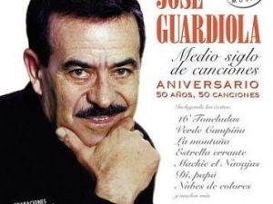 José guardiola 50 aniversario