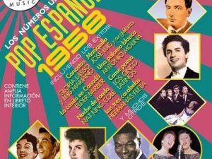 Los números 1 del pop español 1958