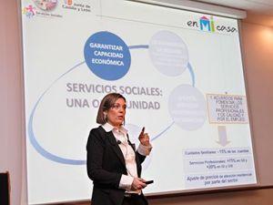 Más presupuesto para Servicios Sociales en Castilla y León