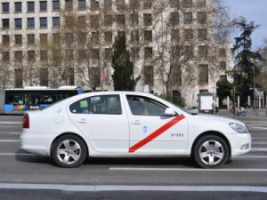 El gesto de agradecimiento de los sanitarios a un taxista