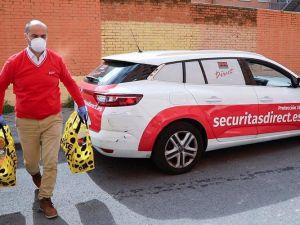 Securitas Direct pone a disposición de los colectivos más vulnerables frente al Covid-19 su amplia red de voluntarios en todo el territorio nacional