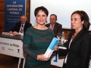Sanyres Logroño, galardonado con el Premio Incorpora
