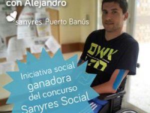 Sanyres Social apoya a los lesionados de médula y las enfermedades raras