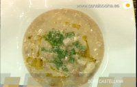 Receta: sopa castellana