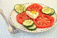 Parrillada mixta de verduras
