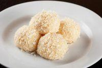 Bolitas tiernas de coco