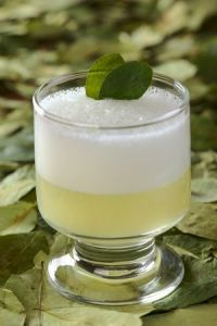 Pisco sour de perú