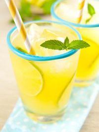 Zumo de limón dulce