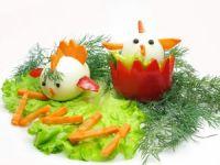 Huevos divertidos