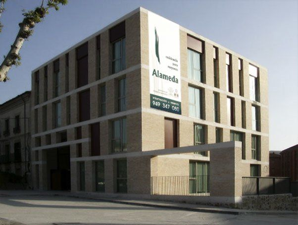 Residencia la alameda madrid for Residencia torres de la alameda