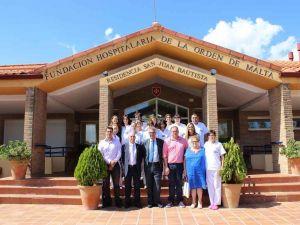 Residencia de ancianos San Juan Bautista - Aldea Del Fresno