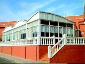 Residencia fundación Carmen Zamora