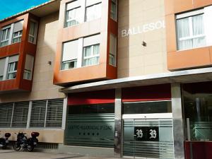 Residencia Ballesol Mariana Pineda