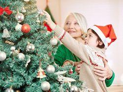 La abuela, el imán de la Navidad