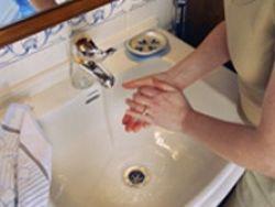 Falta de higiene en personas mayores