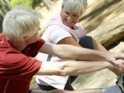 ¿Qué beneficios provoca el ejercicio en personas mayores?