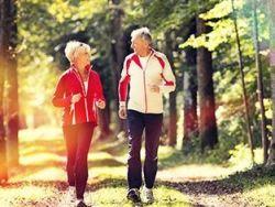 Huye del sedentarismo durante la jubilación
