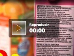 Consejos para interpretar el etiquetado en las bebidas