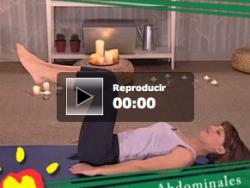 Ejercicios de abdominales de Pilates cardiosaludables