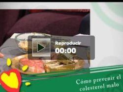 La Fundación Española del Corazón te ayuda a prevenir el colesterol malo