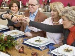 Controlar el colesterol cuando se come fuera de casa