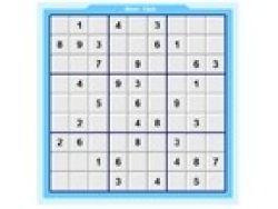 Sudoku fácil, sudoku medio, sudoku difícil. Brain Training