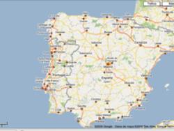 Planear una ruta con Google Maps