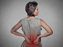 12 causas habituales de dolor lumbar
