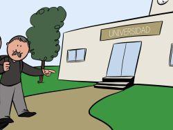 Jubilados volviendo a estudiar a la Universidad