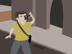 Fotografiar durante la jubilación