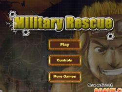 Rescate militar