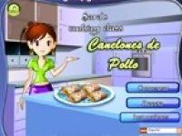 Cocina con Sara: Canelones